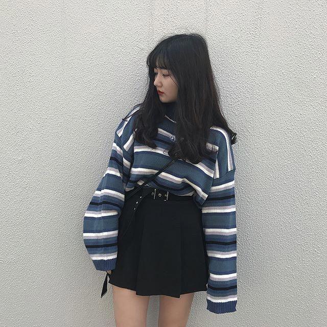 Korea Korean Koreanfashion Girl Ulzzang Fashion Girls Korean Street Fashion Korean Outfits Korean Fashion