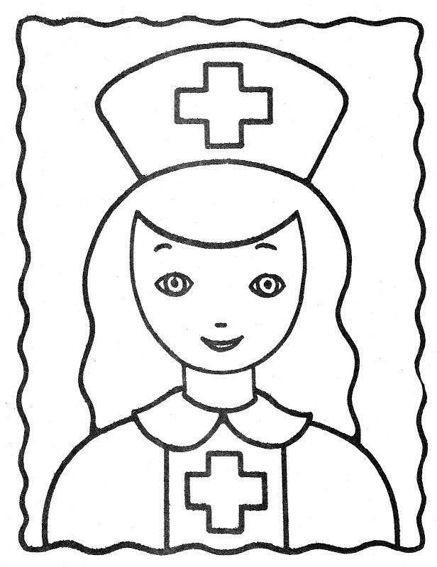 Resultado De Imagen Para Dibujos De Veterinaria Para Colorear Enfermera Para Colorear Enfermero Dibujo Dibujos