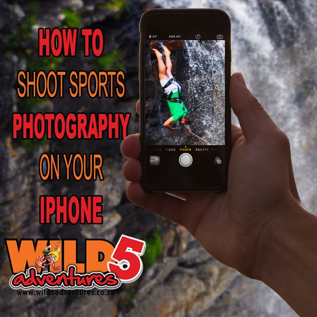 Shoot great sports #photography on your #iPhone in no time http://bit.ly/24u22w6