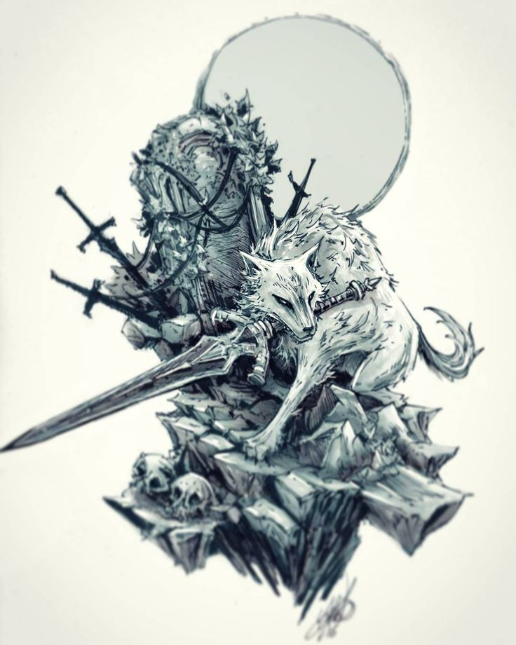 "1,135 tykkäystä, 35 kommenttia - John Devlin (@devlinart) Instagramissa: ""Big absence! Will be uploading work til Dark Souls 3 is released. One week left! #darksouls #sif…"""