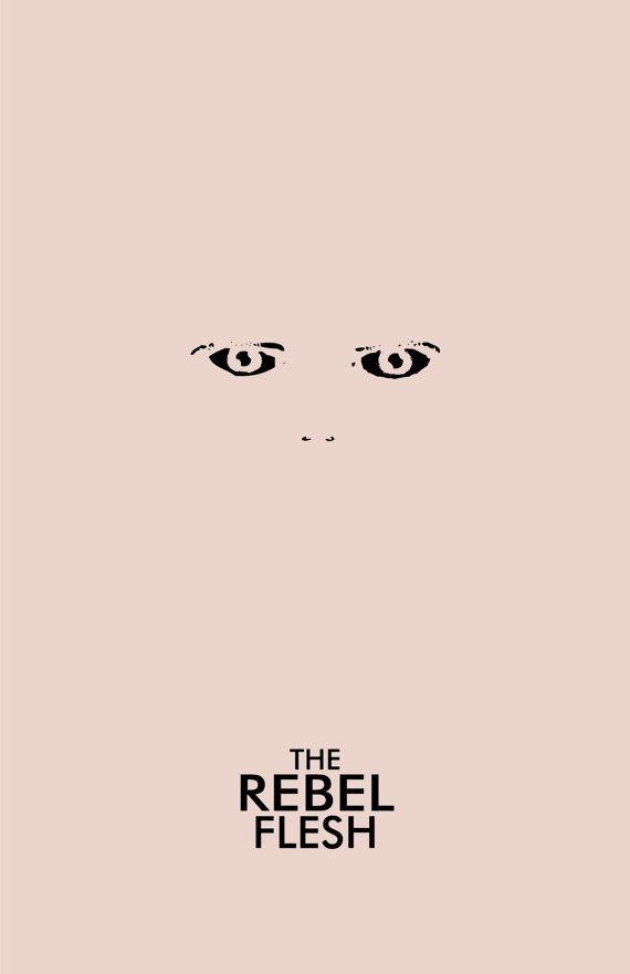 Doctor Who Poster: The Rebel Flesh