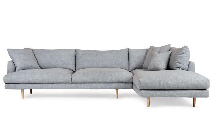 Hampton Chaise - Corner Sofa
