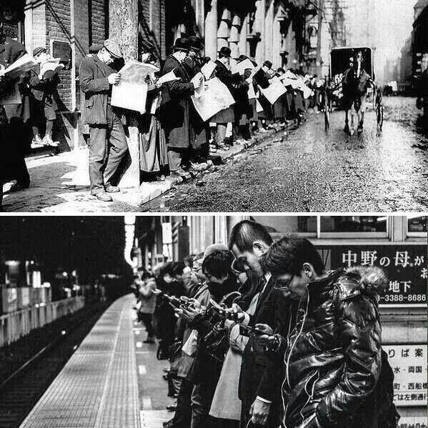 Las cosas no cambian...?