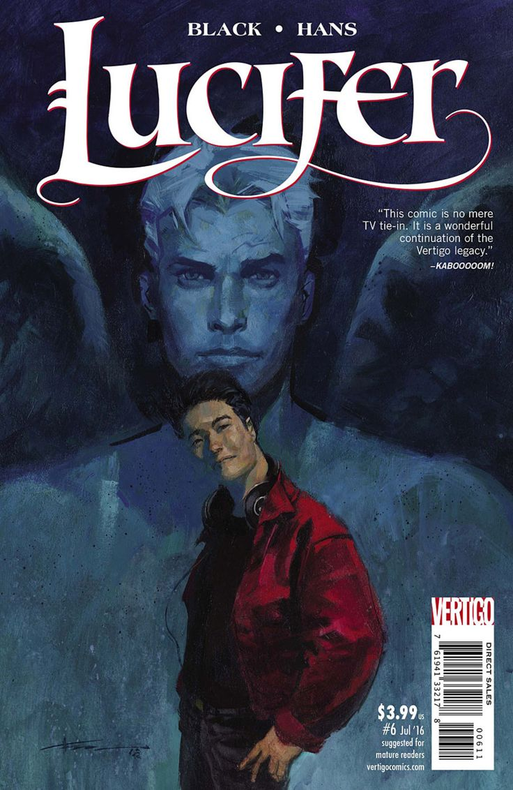Lucifer #6 - Son of the Morning (Issue)
