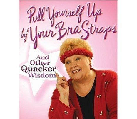 Jeanne Bice, a QVC home-shopping mainstay known for her Quacker Factory line of clothing - and her trademark headbands...