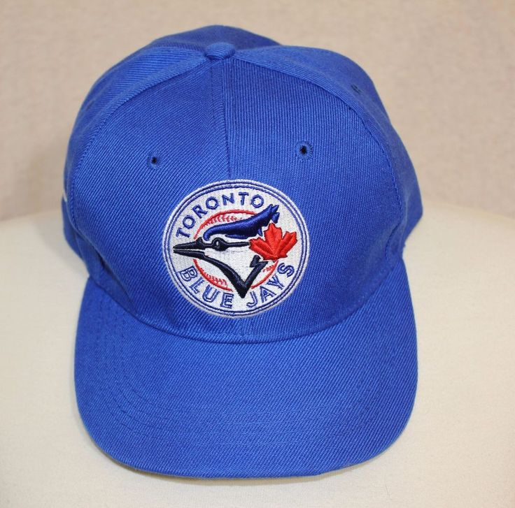 Toronto Blue Jays Baseball Cap Snapback Hat Bud Light One Size Adjustable MLB #Genumark #TorontoBlueJays