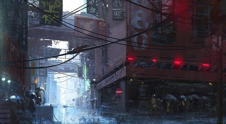 Capacitor Fantástico: Blade Runner