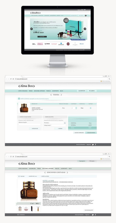 Diseñamos un sitio limpio y armónico con un complejo carrito de compras. Tomamos como prioridad la navegabilidad para su eficaz uso de la página. Además optimizamos los requisitos y demandas del cliente para alcanzar los mejores resultados.