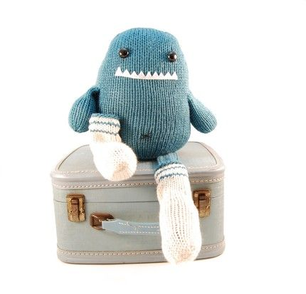 how to make a sock monster | ... just something cute about an animal (or monster) with socks on