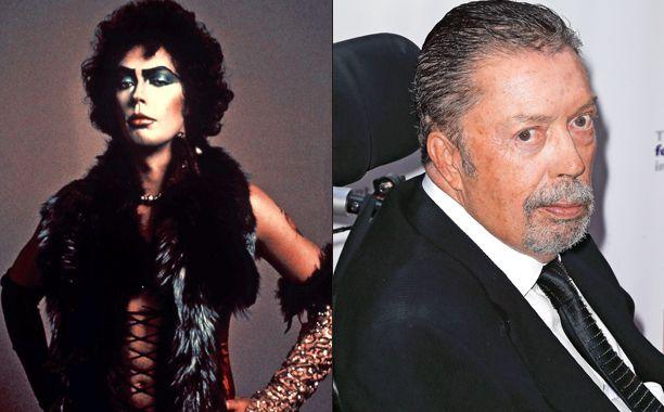 Rocky Horror Picture Show cast reunites for EW   EW.com