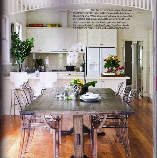 Clear Kitchen Chairs: 25+ Best Ideas About Lucite Chairs On Pinterest