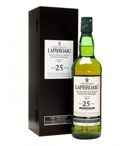 Laphroaig 25 Year Old Cask Edition