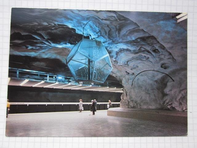 stockholms tunnelbana konst - Google-haku