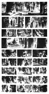 Best Art Storyboards Images On   Storyboard