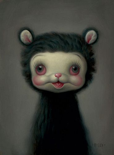 Mark Ryden - Grey Animal