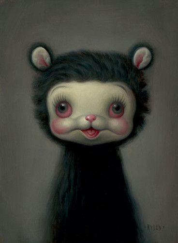 Mark Ryden - Grey Animal