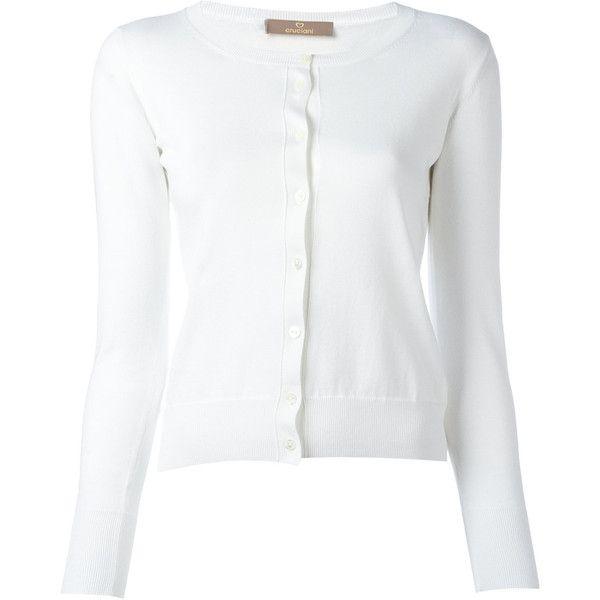 Fashion O Neck Long Sleeve White Spandex Sweater | Fashion - Coats ...