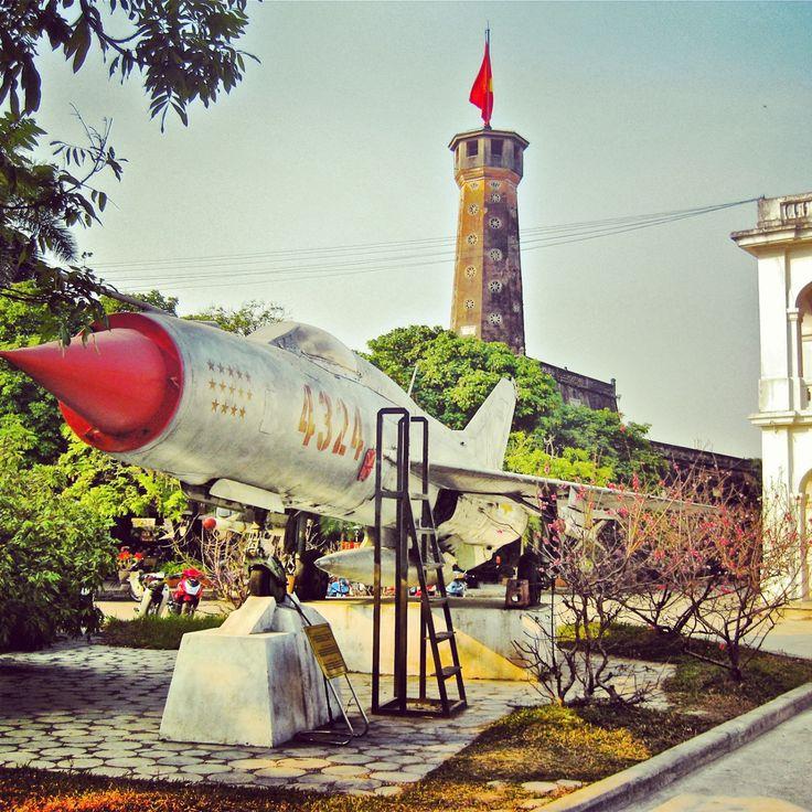 War Museum- Hanoi, Vietnam http://viaggivietnam.asiatica.com/