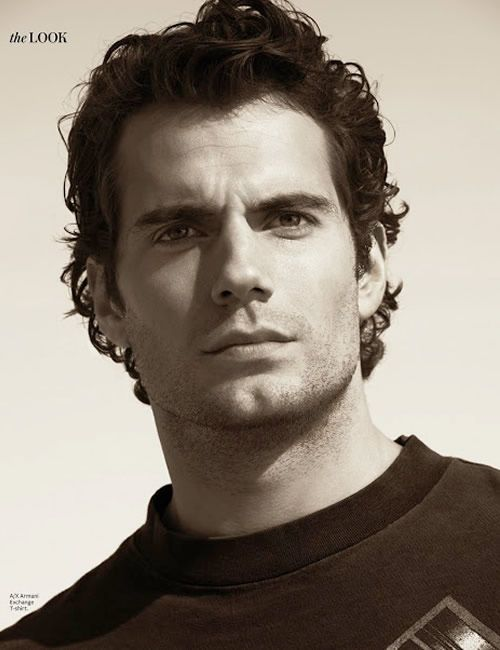 magazine photos henry carvil | Do Adele & Henry Cavill Have In Common With Chris Brown? Henry Cavill ...