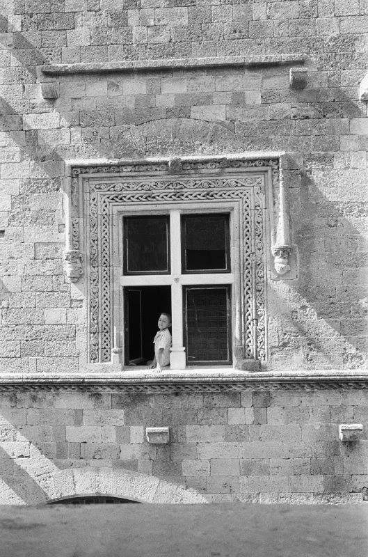 ρόδος 1964 φωτ.Harry Weber