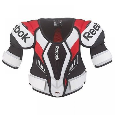 #Reebok 14k senior ice hockey #shoulder pads - senior / reduced to #clear! save �,  View more on the LINK: 	http://www.zeppy.io/product/gb/2/201672310181/