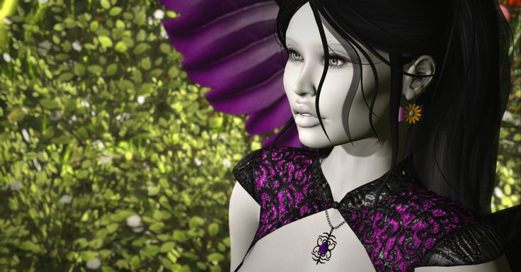 Photos taken @ Egregore Sponsored by Epic Toy Factory ✿ face/body appl: 7 Deadly s[K]ins by Izara Zuta – OPAL white brows (omega HUD face/body) – RFL item @ Fantasy Faire /San Mora wing…