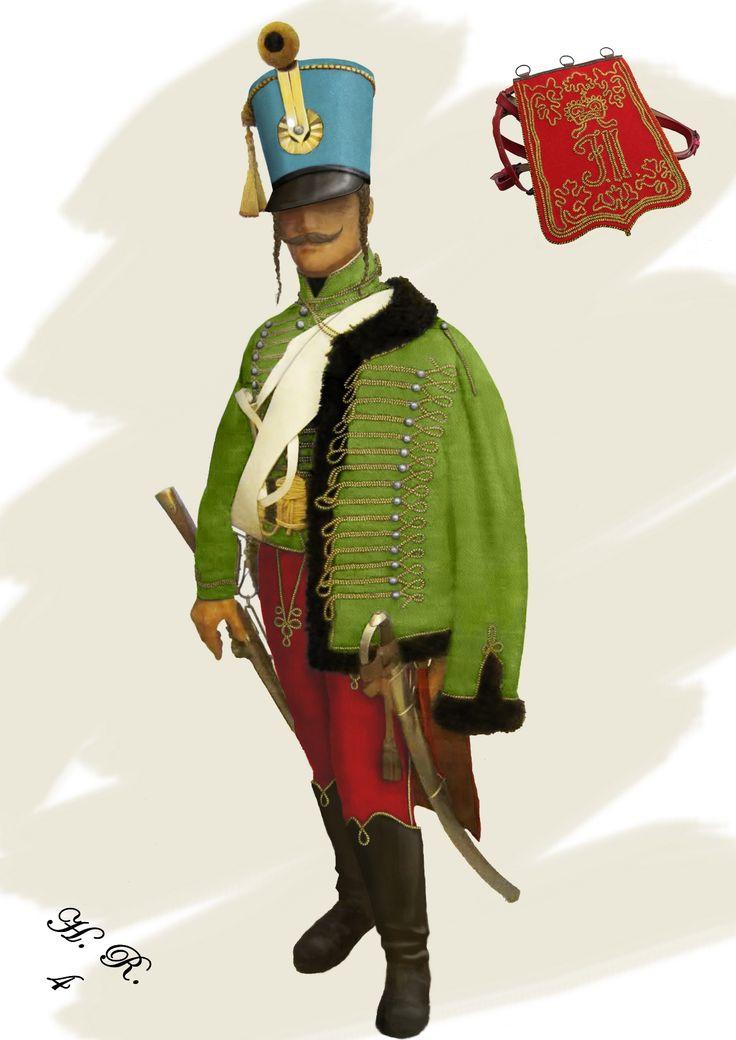 4th Hussars - Hessen Homburg