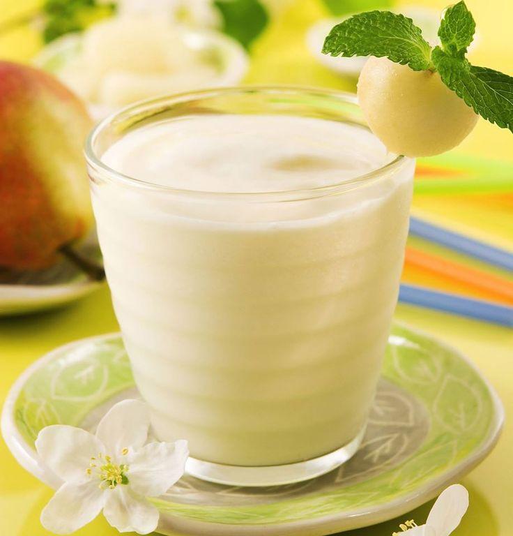 smoothie poire-miel