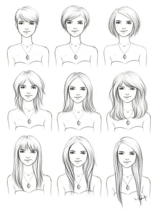 Hair Growth Chart. Is this actually how it happens???