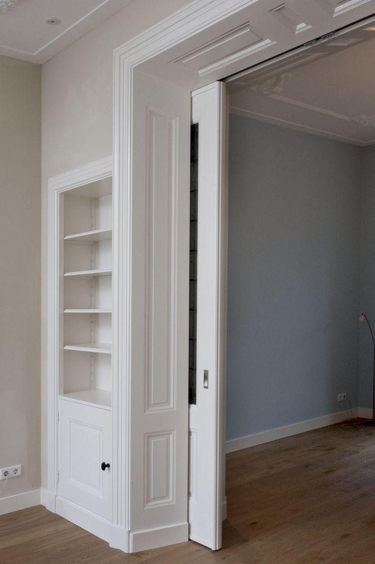 Deel van de Kamer en Suite gefotografeerd.