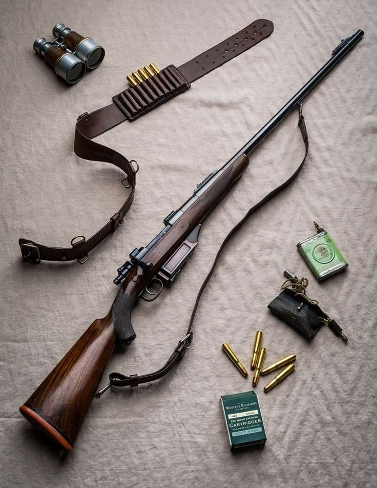 Lever Action Scout Rifle 308