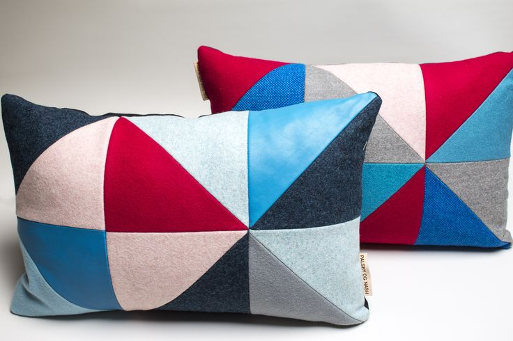 Stylish pillows from Palsby & Nash. www.etsy.com/shop/palsbyognash
