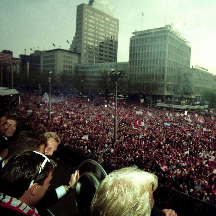 25 April 1999, De Coolsingel.