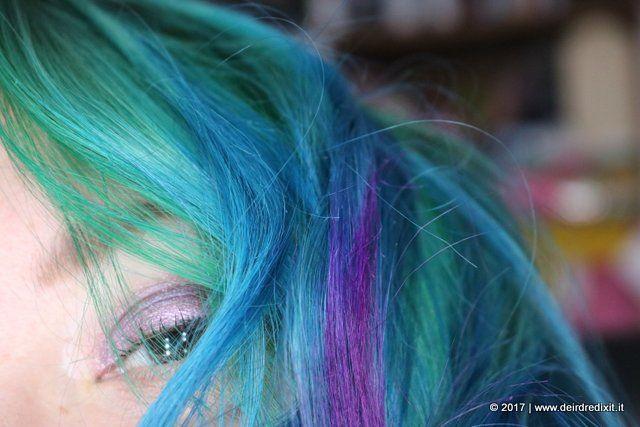 Deirdredixit capelli da sirena