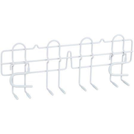 ClosetMaid® Broom & Mop Holder 7 pc Pack, White