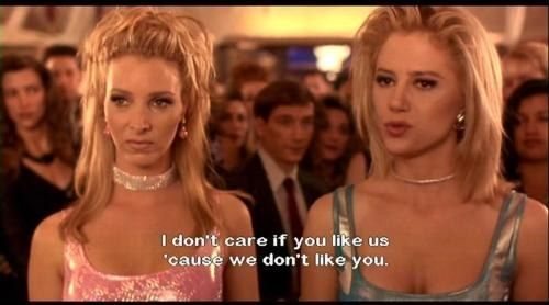 They gave us an archetype of friendship that was so goddamn true and accurate.   It's Time To Recognize That Romy And Michele Are The Greatest Cinematic Duo Of All Time