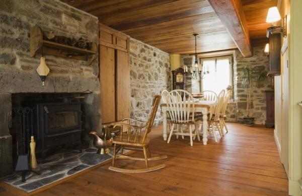 Old Quebec Farmhouse
