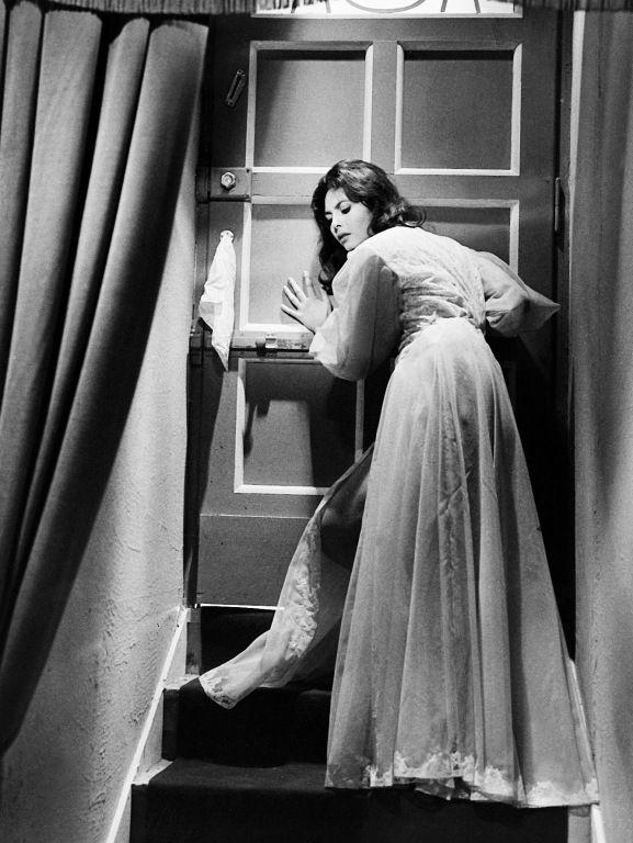 Michèle Mercier (I tre volti della paura, 1963)