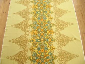 Tampella fabric by Marjatta Metsovaara (1970)