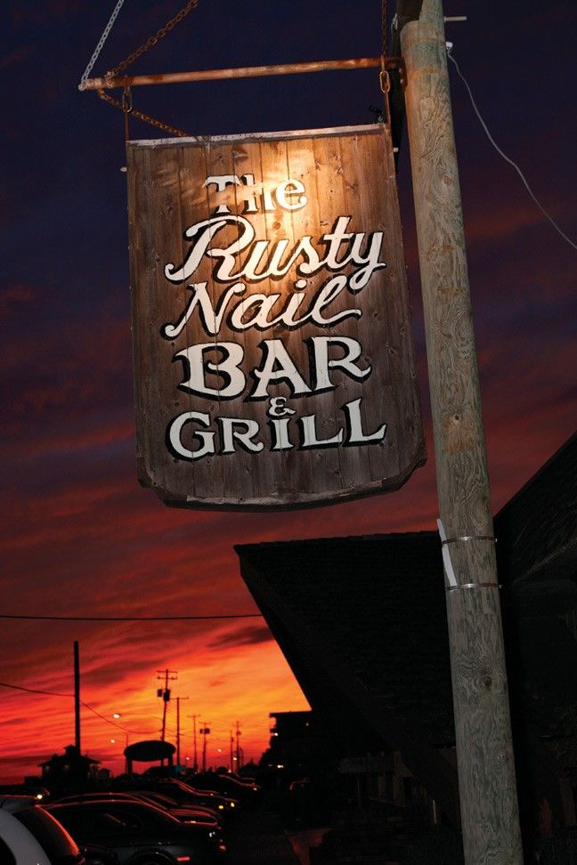 The Rusty Nail | Cape May, New Jersey | Exit Zero Magazine - Cape May, New Jersey