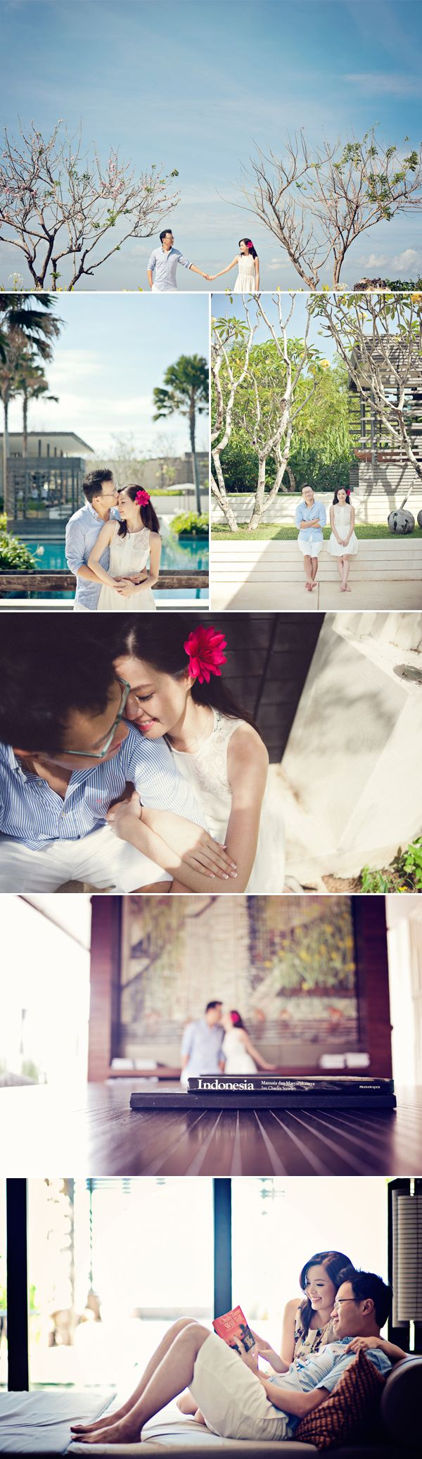 Bali Pre-wedding Session – Gary & Pei Yuen