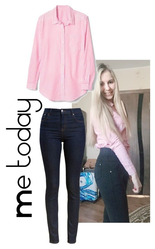 """""""Casual"""" by catalina-joy on Polyvore featuring Gap and Barbour"""
