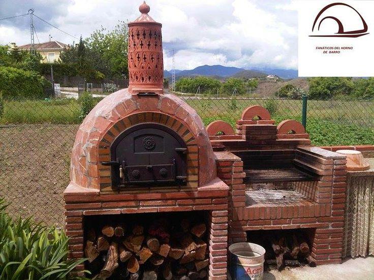 horno y barbacoa