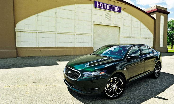 2013 ford taurus sho guns it with a new performance package automotive news pinterest cars. Black Bedroom Furniture Sets. Home Design Ideas