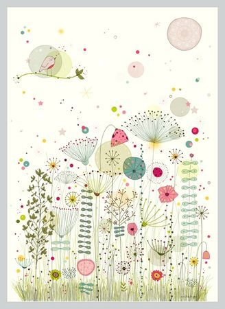 illustrations et dessins d'Amélie Biggs