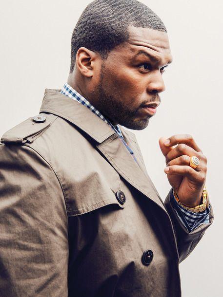 50 Cent, Rapper. Photo: Christopher Anderson/Magnum Photos/New York Magazine