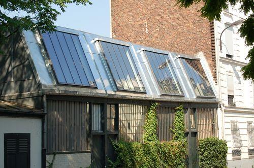 Fenêtre de toit fixe - Chassis fixe verriere - ArchiExpo