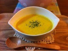 ミキサー不要☆簡単!牛乳でかぼちゃスープ by 陽だまり日記 [クックパッド] 簡単おいしいみんなのレシピが224万品