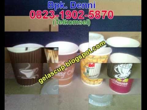 Gelas Es Buah, Jual Gelas Kertas Jakarta, Jual Paper Cup Untuk Cupcake .  Info Harga dan Pemesanan PAPER CUP/GELAS KERTAS, segera hubungi :  Bpk. DENNI  CALL/SMS : +62823-1902-5870 (Telkomsel)  Info Lengkap Klik: http://goo.gl/4ymCsk