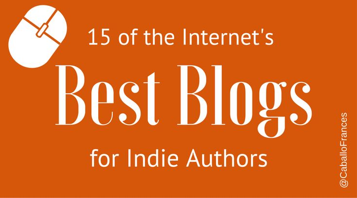 Blogging can be important to an indie author's brand. Your blog is part of your brand and is one of the best places to engage with readers. via @fcaballo